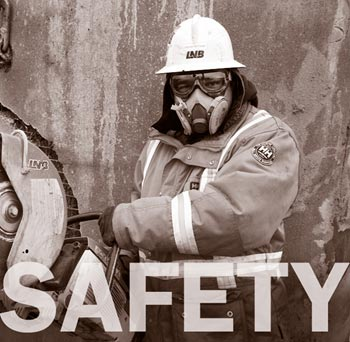 Health & Safety Health & Safety Infracon cares about employee safety