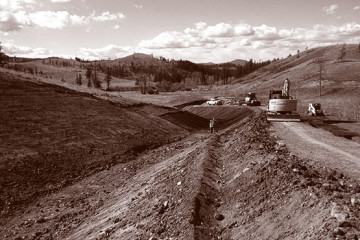 Civil Construction & Earthworks Projects Ajax Project Duotone 360x240