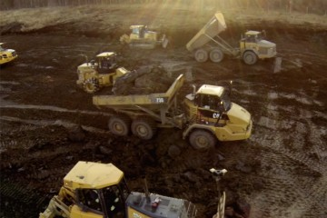 Site Development (NEW) our services Our Services – New LNB Cost Focused Earthworks Construction 3 DuoTone on 360x240