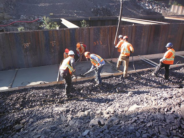 Project management expertise realizes cost and manpower savings cost focused earthworks construction Cost Focused Earthworks Construction LNB Cost Focused Earthworks Construction 4 DuoTone on
