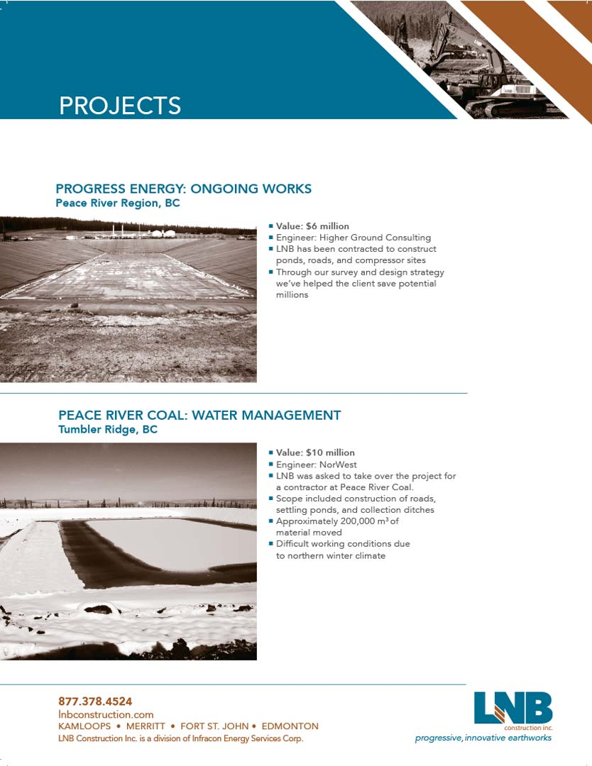 LNB Construction Projects 2015 LNB Project Brochure Full web image