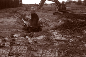 Civil Construction & Earthworks Projects LNB Spectra Energy 3 Duotone 360x240
