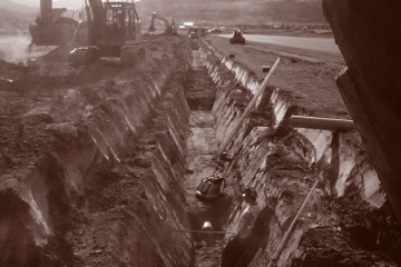 Civil Construction & Earthworks Projects cityOfMerrit DuoTone 360x240