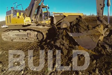 Project Management (NEW) our services Our Services – New earthworks construction duotone 360x240 on