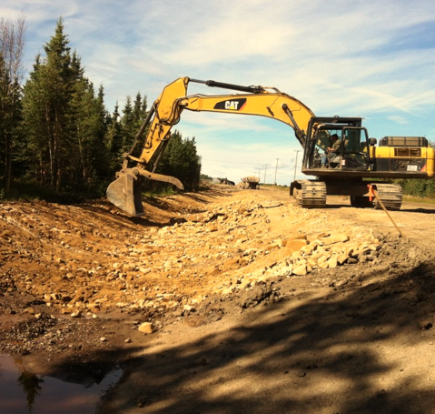 Ministry of Transportation and Infrastructure – Dawson Creek, BC Bessborough