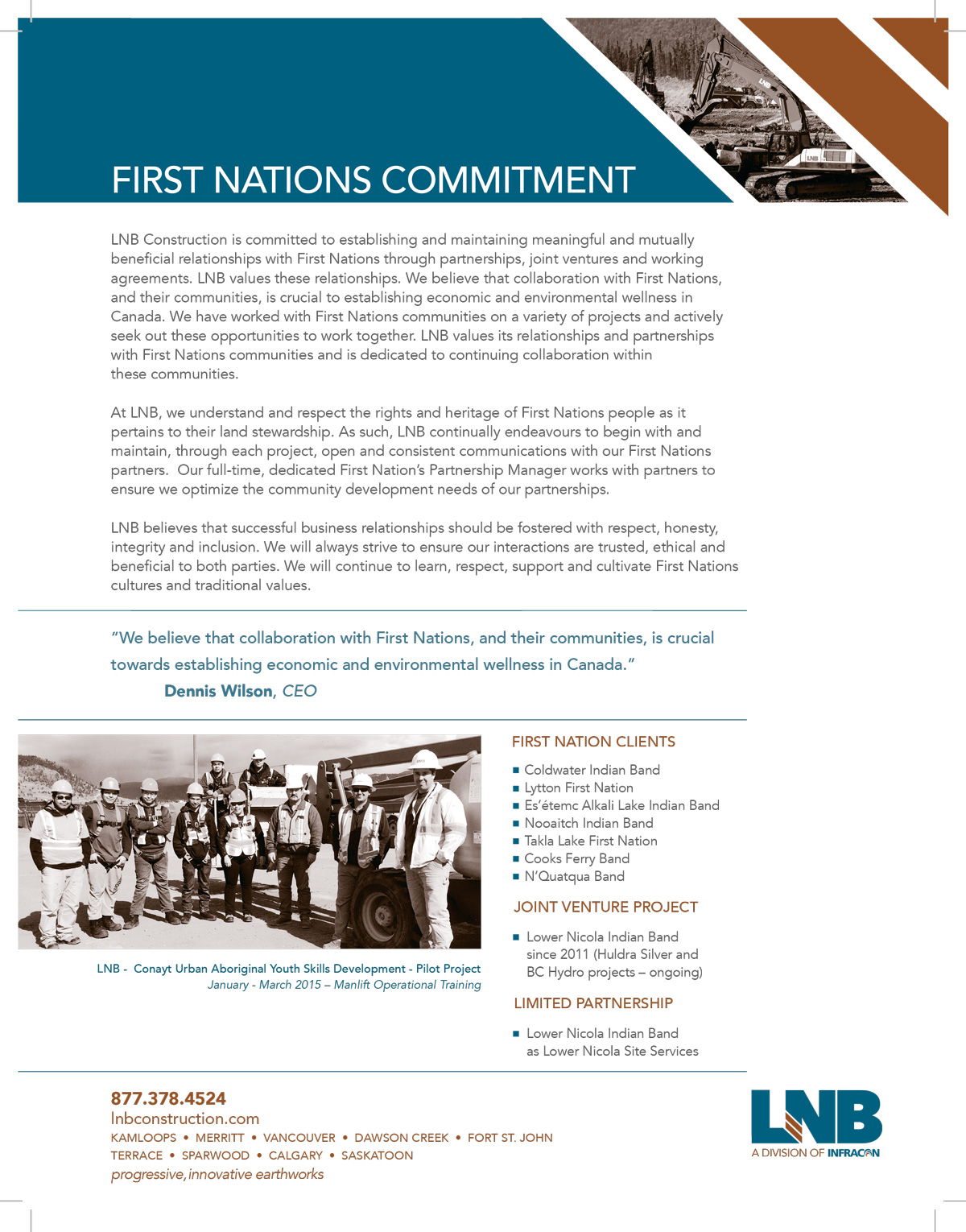 Intro to LNSS First Nations Commitment 1