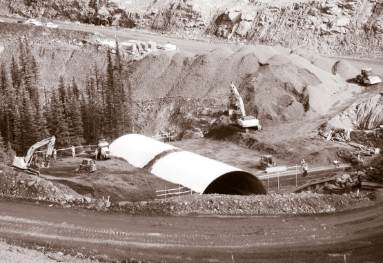 Anglo American: Peace River CoalWater Management and Gordon Creek Arch Culvert project img 12 555x381