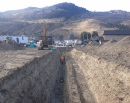 Construction septic